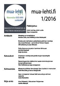 Lennäkki 1-2016